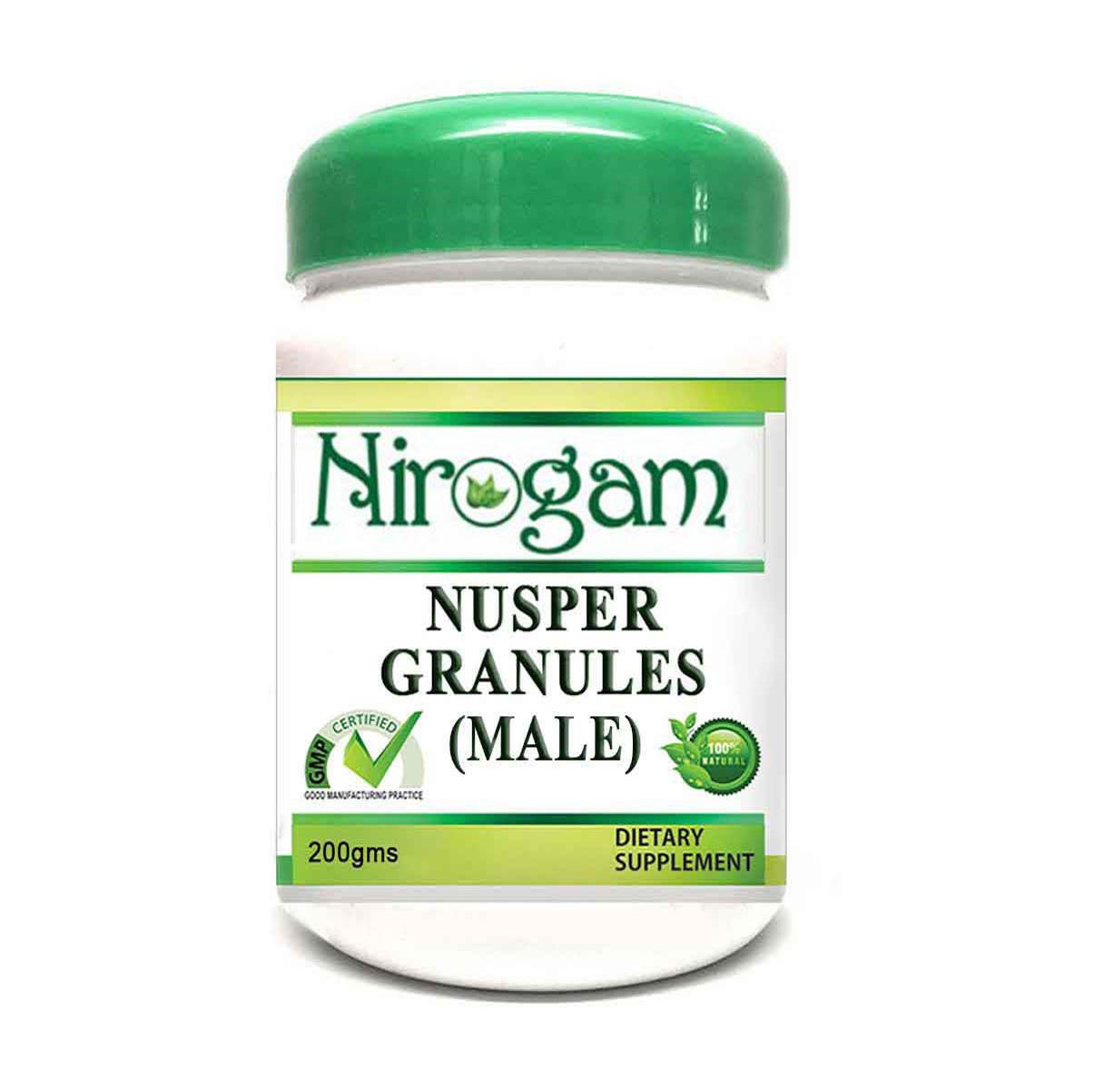 Nusper Granules