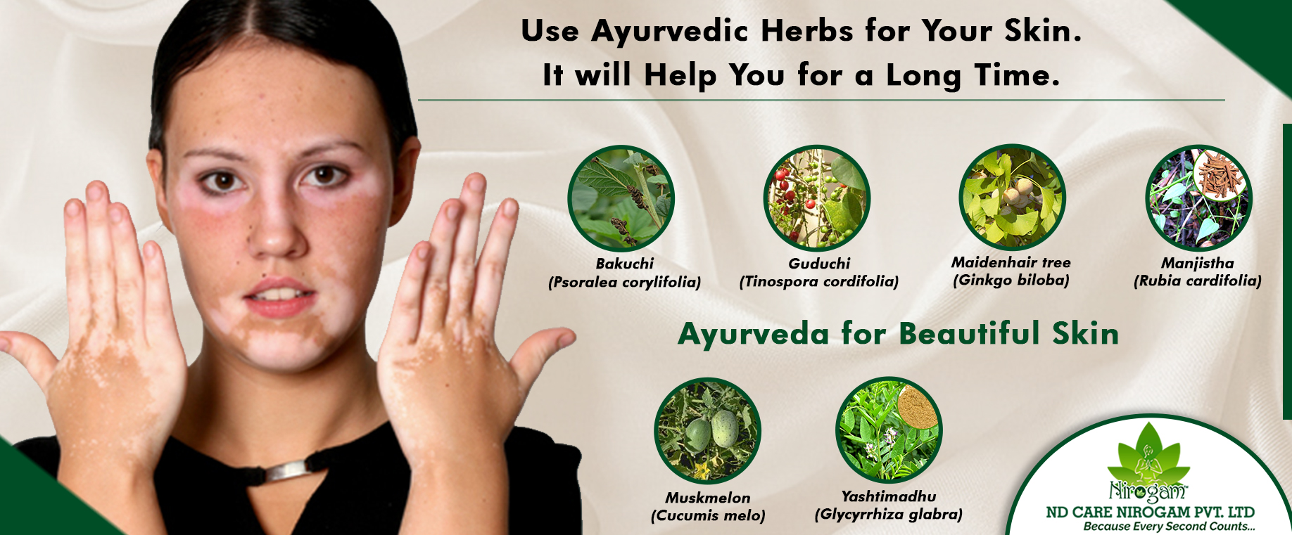Ayurvedic leucoderma Treatment