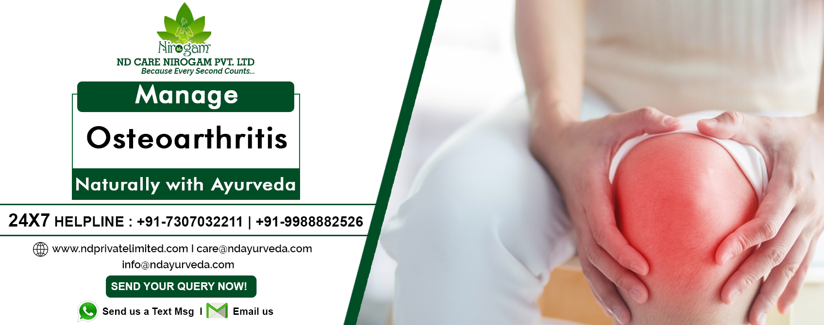Ayurvedic airthritis Treatment